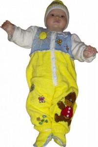 аппликация на детской одежде
